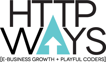 HTTPWAYS - eBusiness Growth and PlayFul Coders